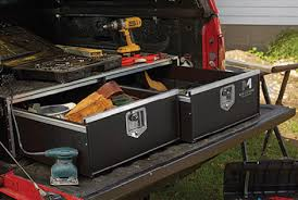 Secure Truck & SUV Storage Drawers