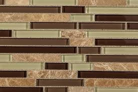 Quality Tile Bronx Ny Hours by Cabot Mosaic Tile Glass Stone Blends Aspen Interlocking Pattern