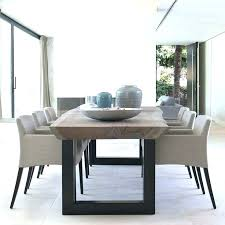 Modern White Dining Room Table Gaing