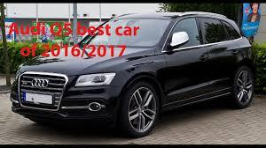 Audi Q5 best car of 2016 2017