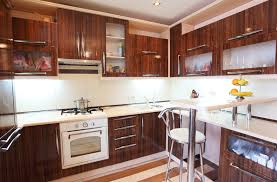 Custom White And Wood Kitchen With Appliances