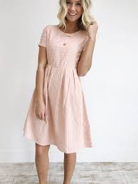 chambray stripe dress 3 colors chambray clothes and dream closets