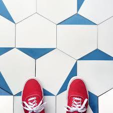 Artistic Tile San Carlos Ca by Cle Tile Cement Hex Flooring Materials Pinterest Cement