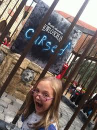 Howl O Scream at Busch Gardens Williamsburg cursed by my own