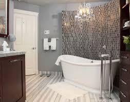 Chandelier Over Bathroom Sink by Bathtub Backsplash Ideas Bathroom Trends 2017 2018