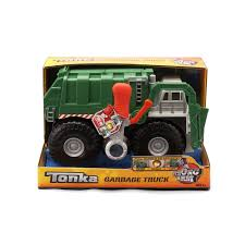 100 Tonka Strong Arm Garbage Truck Metal S Toys Toys Buy Online From Fishpondcomau