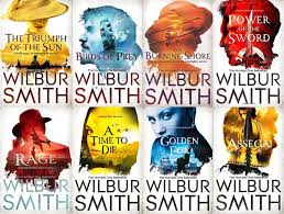 Wilbur Smith Is A Best Selling Author With Four Series Of Wonderful Novels He Was Born In Kabwe Zambia 1933 And Went To University South Africa