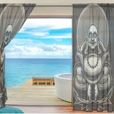 Amazoncom Hopess Buddah Buddhist Zen Art Home Garden Flag