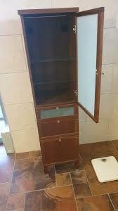 schrank badezimmer hochschrank ikea