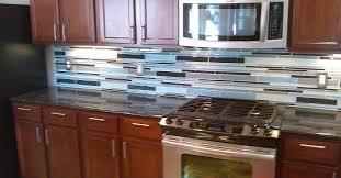 Bondera Tile Mat Canada by Glass Tiled Kitchen Backsplash Hometalk