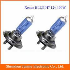 free shipping 2 x h7 xenon bulb car headlights car bright