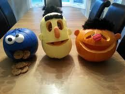Oscar The Grouch Pumpkin Decorating by Make Sesame Street Pumpkins For A Cute Halloween Decor Craft