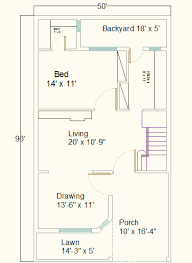 Autocad 2d Projects House Plan
