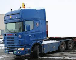 150/48t Tractor 6x4 Scania Retarder CZECHMAT.CZ