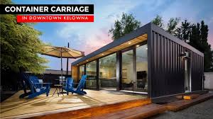 100 Shipping Container Homes To Buy UltraModern Home Airbnb In Downtown Kelowna