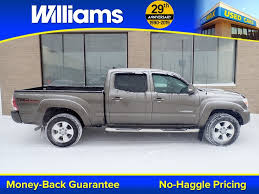 100 Truck And Auto Wares Toyota Tacoma S For Sale In Brussels WI 54204 Trader