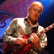 Derek Trucks Guitar - Gibson Derek Trucks Signature SG 2014 Guitar ...