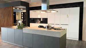 kochinsel inox in weiß 006 küchen staude kochinsel