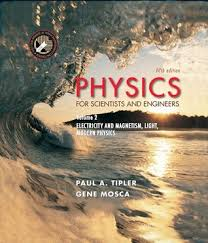 Physics For Scientists And Engineers Volume 2 Electricity