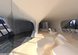 100 Capital Hill Residence In Russia Zaha Hadid EVolo Architecture
