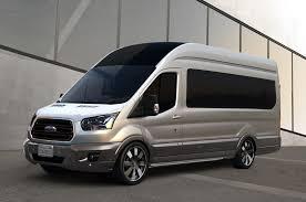 100 Custom Truck Las Vegas Ford Bringing Five Transit Vans To SEMA Photo Image Gallery