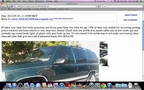 Craigslist San Antonio Cars And Trucks For Sale By Owner - 2018 ...