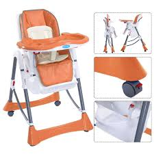 Oxo Tot Seedling High Chair by Giantex Portable Baby High Chair Infant Toddler Feeding Booster