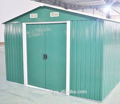 Metal Storage Shed Doors by China Metal Storage Sheds China Metal Storage Sheds Suppliers And