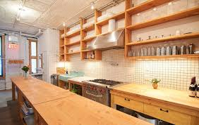 100 Loft 26 Nyc Kitchen Of The Week A Clandestine Private Dining In
