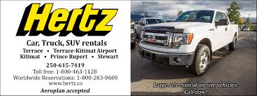Hertz Car Rentals | Terrace Totem Ford And Snow Valley Ford Dealer ...
