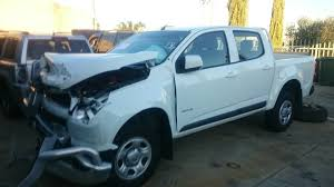 2013 Holden Colorado RG Parts - Central Parts Perth