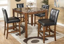 5 Piece Counter Height Dining Room Sets by Southside Furniture Theo 5 Piece Counter Height Dining Set