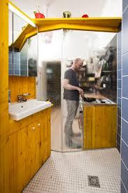 badezimmer küche garderobe mikrowohnung handgedacht
