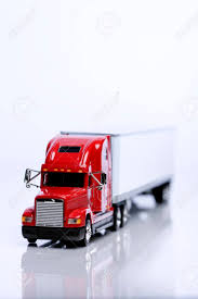 Small Toy Truck, 18 Wheeler Stock Photo, Picture And Royalty Free ...