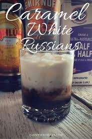 Pumpkin Spice Caramel Macchiato by Caramel White Russians The Farmwife Drinks
