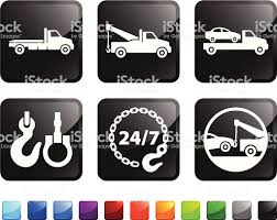 Car Towing Service And Tow Truck Vector Icon Set Stickers Stock ... Road Sign Square With Tow Truck Vector Illustration Stock Vector Art Cartoon Yayimagescom Breakdown Image Artwork Of Tow Truck Graphics Awesome Graphic Library 10542 Stockunlimited And City Silhouette On Abstract Background Giant Illustration Royalty Free Best 15 Cartoon Flat Bed S Srhshutterstockcom Deux Icon Design More Images Car Towing Photo Trial Bigstock 70358668 Shutterstock