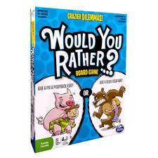 Crazier Dilemmas Board Game