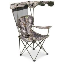Canopy Chair, Realtree Camo - 159838, Chairs At Sportsman's ...