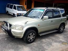 Honda CR V 2000 2 0 in Perak Automatic SUV Gold for RM 19 800