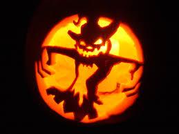 Michael Myers Pumpkin Stencil by Halloween Away For A Bit