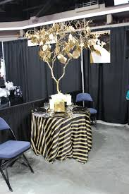 Ideas For Wedding Centerpieces Gold Trees Manzatia Gilded Floral