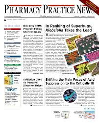 Automated Dispensing Cabinets Comparison by The April 2013 Digital Edition Of Pharmacy Practice News By