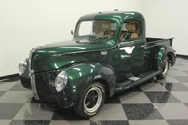 1940 Ford Pickup | Streetside Classics - The Nation's Trusted ... 1940 Ford Pickup Classic Cars For Sale Michigan Muscle Old Coupe Stock Photos Images Alamy For Sold Youtube 135101 Rk Motors Trucks Best Image Truck Kusaboshicom A Different Point Of View Hot Rod Network Motor Company Timeline Fordcom On 1997 Explorer Chassis Enthusiasts Streetside Classics The Nations Trusted 1940s Short Bed Editorial Photo