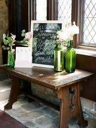 Wedding Welcome Table Ideas Styling