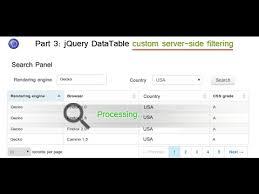 Part 3 implement custom multicolumn server side filtering in