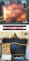 Queen Size Waterbed Headboards by Best 20 Headboard Redo Ideas On Pinterest Refinished Headboard