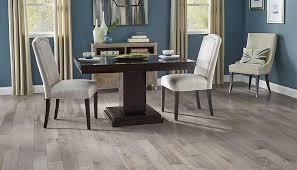 Image Of Pergo Laminate Flooring In Dinig Room