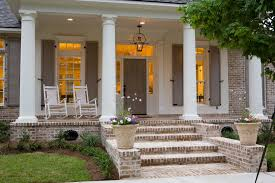 Beautiful Porch Of The House by Rocker Recliners In Porch Traditional With Beautiful Big Houses