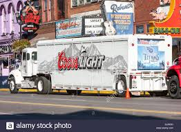 A Coors Light Beverage Truck Parked For A Delivery In The Honky Tonk ... 2002 Sterling 8 Bay Beverage Truck For Sale 2178 Used Beverage Trucks 1993 Gmc Topkick Truck 552715 Intertional Navistar Chassis And Mickey Bodies Beverage Filewoodchuck Hard Cider Truckjpg Wikimedia Intertional For Sale 1337 Archives Apex Specialty Vehicles Bucks Specializing In Trailers The Kings Dominion Cacola Cp Food Blog 2009 Freightliner 12 2245 Hackney Dockmaster