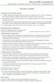 8 administrative assistant resume objective applicationsformatinfo